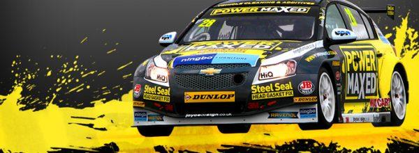 Power Maxed Racing team in Ravenol
