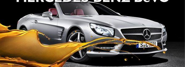 Mercedes-Benz BeVo in maziva Ravenol