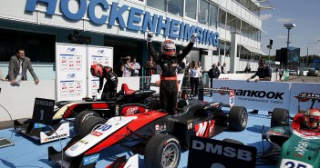 FIA Formula 3 European Championship, round 2, race 3, Hockenheim (GER)