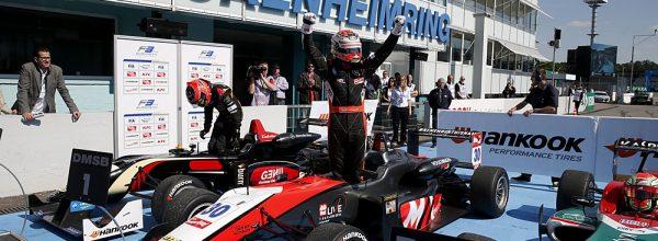 Max Verstappen – prva zmaga v Formula 3