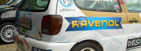 Ervin Malavašič Rally team